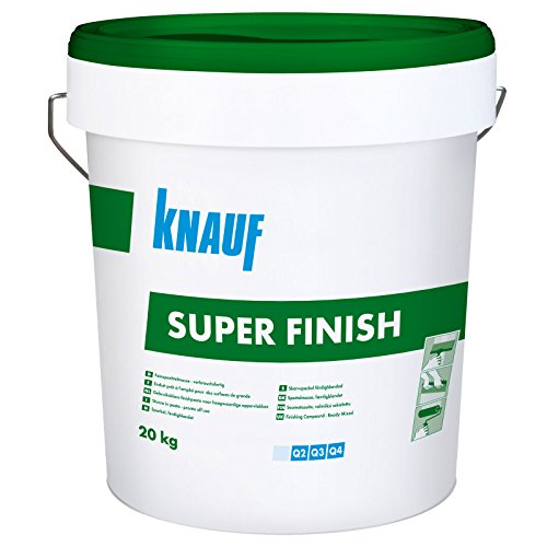 SHEETROCK® Super Finish Spachtelmasse 20 kg - SOFORT LIEFERBAR