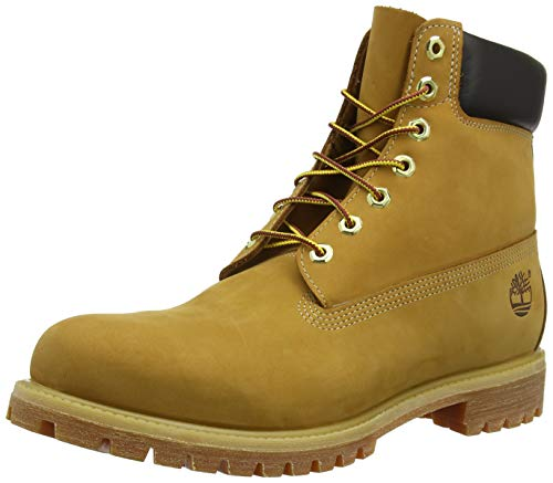 Timberland Infants/Toddlers 6 Inch Classic Boot Toddler,Wheat Nubuck,US 8 M