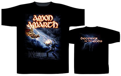 AMON AMARTH     DECEIVER OF THE GODS    Shirt   S