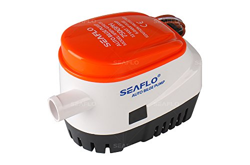SEAFLO 06 Series 750 GPH Seaflo Bomba de sentina automática