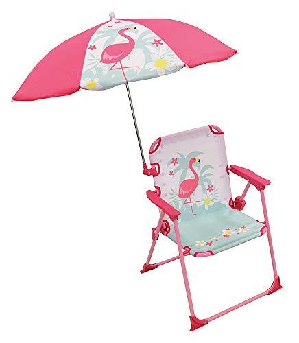 Fun House 713089 - Silla plegable con sombrilla para niños