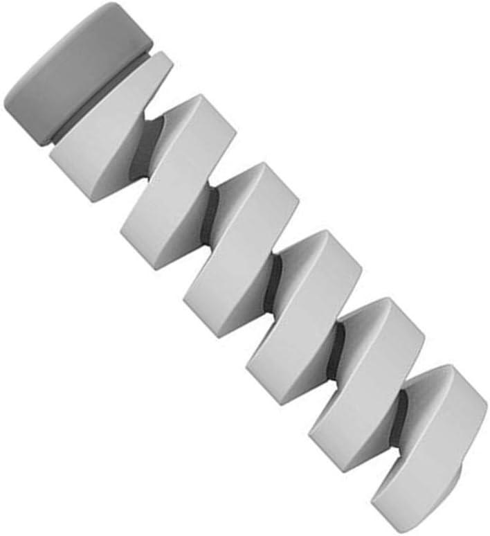 Zerama Celular Viento Estuche Cargador USB Cubierta de Silicona Espiral de l/ínea de Datos Cable Anti Protectores de Fractura