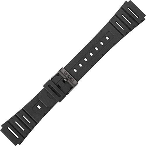 Casio Bracelet de montre de 20mm pour W-720, W-720MV, CA-53W