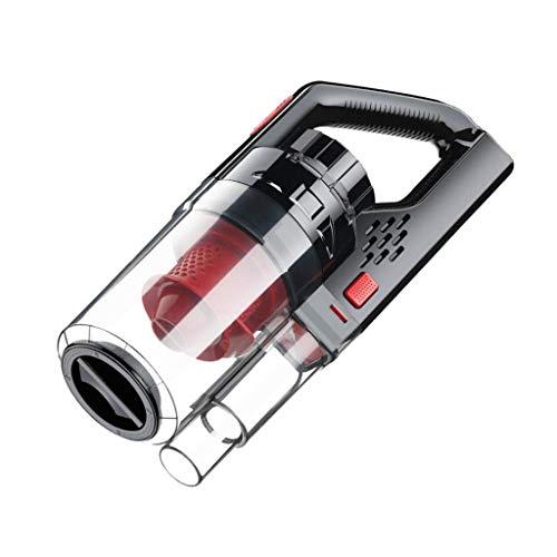 AIAIⓇ Aspirador de Mano - Aspirador de Coche Nuevo para Coche Aspirador portátil de seco húmedo inalámbrico Aspiradora de Potencia Fuerte
