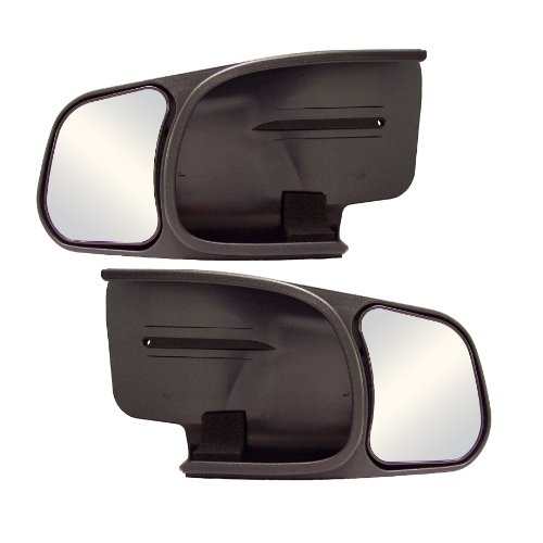 CIPA 10800 Custom Towing Mirror - Chevy/GMC/Cadillac, Pair