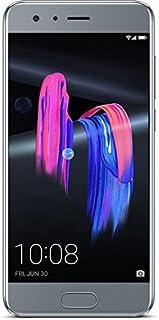 51091WSU Honor 9 Dual Sim- 64GB, 4GB RAM, 4G LTE - Glacier Grey