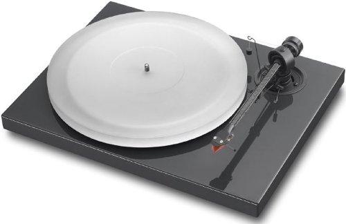 Pro-Ject Xpression III Comfort HG schwarz Ortofon 2M Red Abdeckhaube