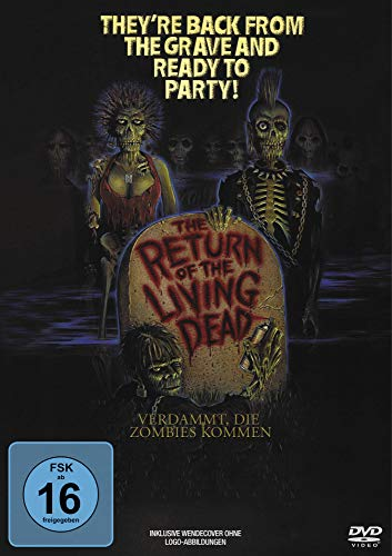 The Return of the Living Dead (Uncut)