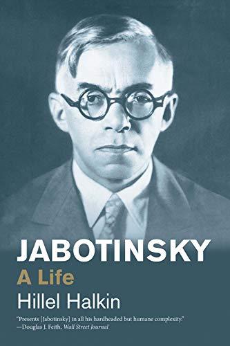 Jabotinsky: A Life (Jewish Lives)