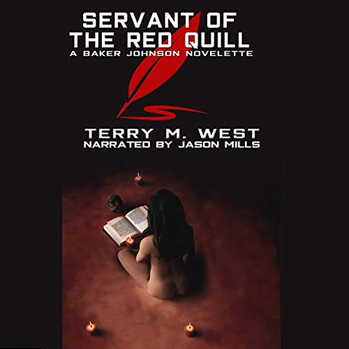 Servant of the Red Quill cover art