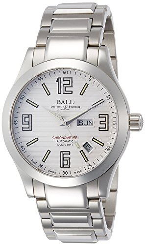 Ball Engineer II Pioneer Automatic Chronometer Stainless Steel Mens Watch...