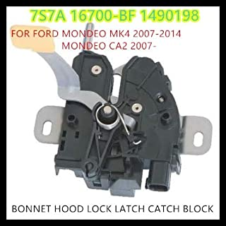 Bonnet Hood Lock Latch Catch Block For Ford Mondeo Mk4 2007-2014 Mondeo Ca2 2007-1490198 7S7A-16700-Bf