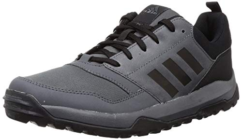 Adidas Men's Black Trekking Shoes-9 UK (43 EU) (CM0010)