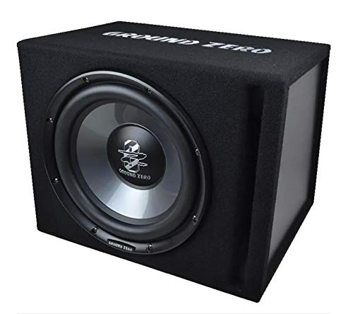 Ground Zero GZIB 300XBR-ACT - 30cm Aktiv Bassreflex Subwoofer