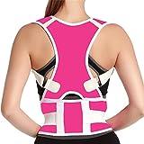 Panegy - Corrector Postural Unisex para Hombre Mujer Soporte Faja de Corrección de Espalda...