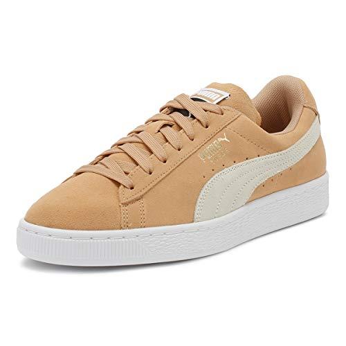 Puma Damen Suede Classic Sneaker, Weiß White-Whisper White 75, 39 EU