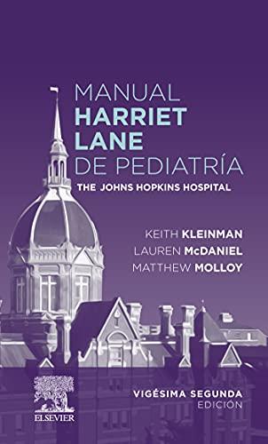 Manual Harriet Lane de Pediatría: Manual para residentes de pediatría