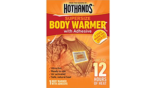 HotHands 12 Hour Adhesive Body Warmer | 8 Pack