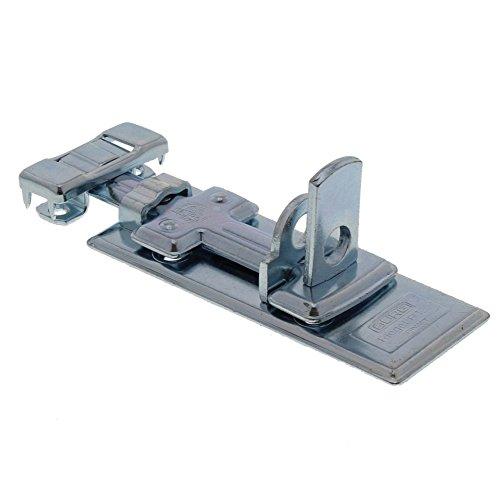 Burg-Wächter Sicherheits-Vorrichtung für Vorhängeschloss, Für flächenbündige Türen, Panzer-Riegel R 120 SB
