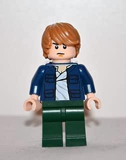 LEGO Peeta Mellark Hunger Games Figure- Tournament Version