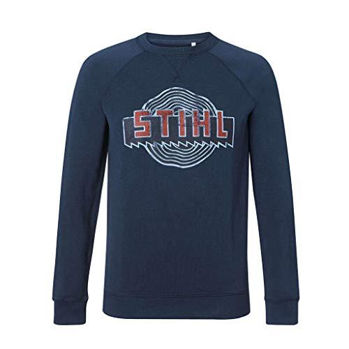 Stihl BLAU Sweatshirt, s