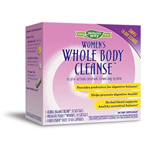 Nature's Way Women's Whole Body Cleanse