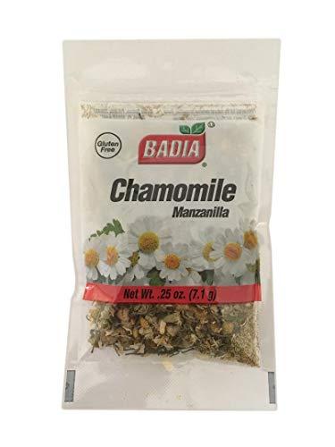 3 Bags-Chamomile Flower Loose Dried / Flor de Manzanilla Kosher 3x0.25 oz