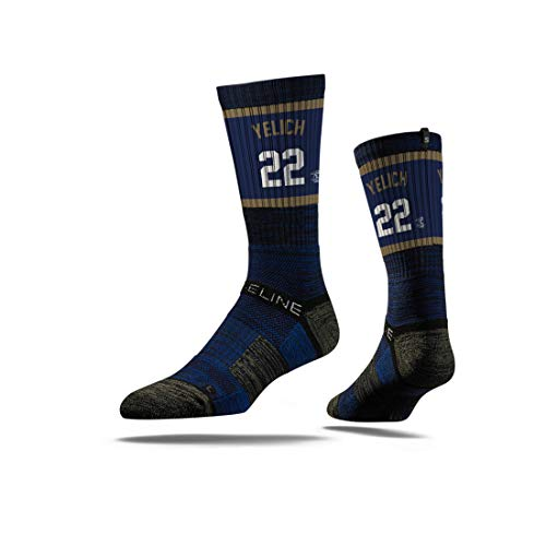 Milwaukee Brewers Youth Christian Yelich #22 Jersey Socks Strideline