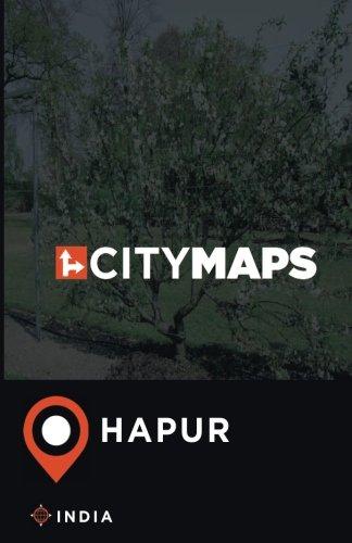 City Maps Hapur India [Lingua Inglese]