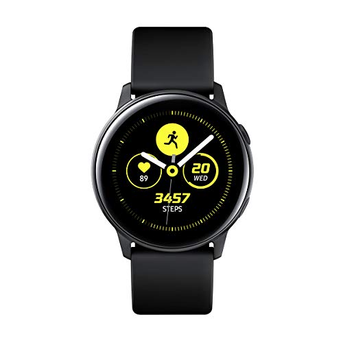 "Samsung Galaxy Watch Active – Smartwatch (1,1"",40mm, Tizen, 768 MB de RAM, Memoria Interna de 4 GB), Color negro –..."