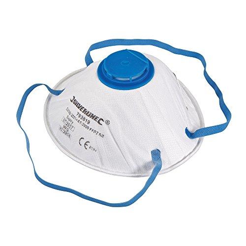 FFP - 2 - Nr - respiro maschera di protezione con valvola, modellati, monouso