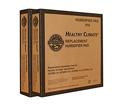 Lennox Healthy Climate Humidifier Pad # 10 Part No. X2660 Case of 2