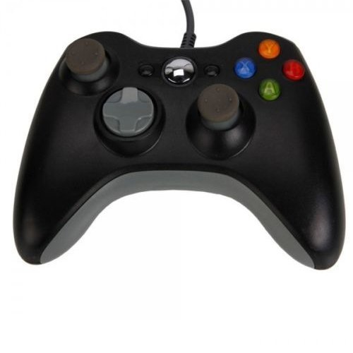 OSTENT Wired USB Controlador Gamepad Joystick Joypad Compatible para Microsoft Xbox 360...
