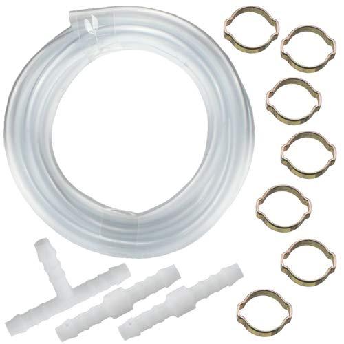 PVC-Schlauch Reparatur Set 4mm