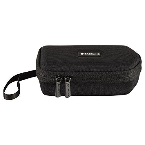 Hard Case Fits Zoom H4N PRO/DR-40X Digital Multitrack Recorder or TASCAM DR-40 4-Track/Tascam DR-07X Portable Digital Recorder | Carrying Storage Travel Bag Protective Pouch
