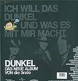 Die Ärzte: DUNKEL (Ltd. Doppelvinyl im Schuber mit Girlande, halbtransparentes lila-pink) [Vinyl LP] (Vinyl)
