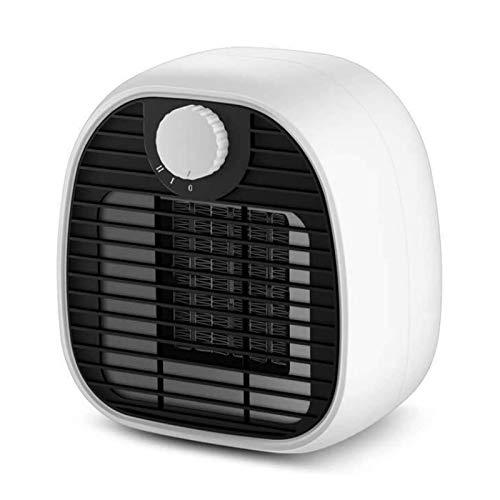 Amor Riscaldatore elettrico portatile della ventola, PTC, in ceramica turistica, mini ventilatore in ceramica, riscaldamento rapido