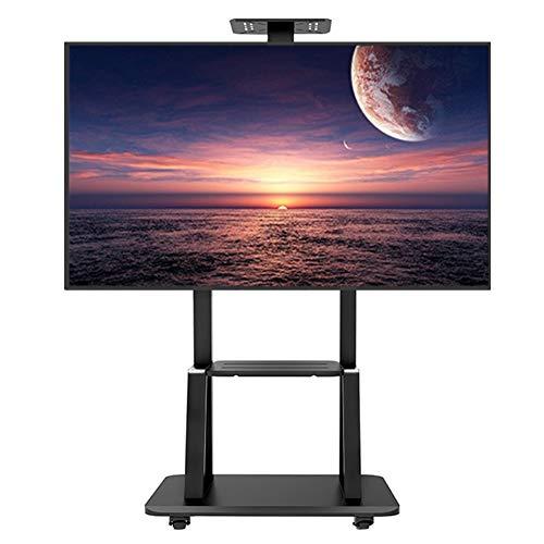 YXX- Soporte TV Trole Soporte De TV Resistente con Ruedas, C
