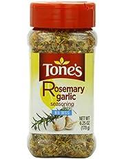 Tone's Seasoning, Rosemary Garlic, 6.25 Ounce