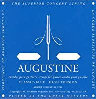 AUGUSTINE BLUE SET×12セット オーガスチンクラシックギター弦 ブルー