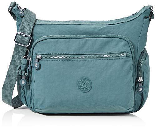 Kipling Cross-Body Bag, Green (Light Aloe)