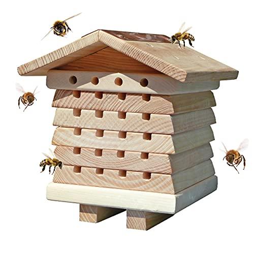Wildlife World Alveare per api solitarie