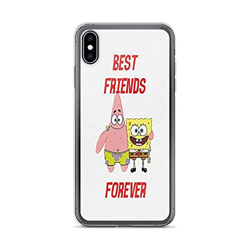 Patrick & Best Friends Forever, Patrick Compatible with iPhone 11 Pro Max 12/12 Pro mini X/XS Max XR 8 7 6 6s Plus SE Case Samsung S21 Ultra Phone Cases Cover