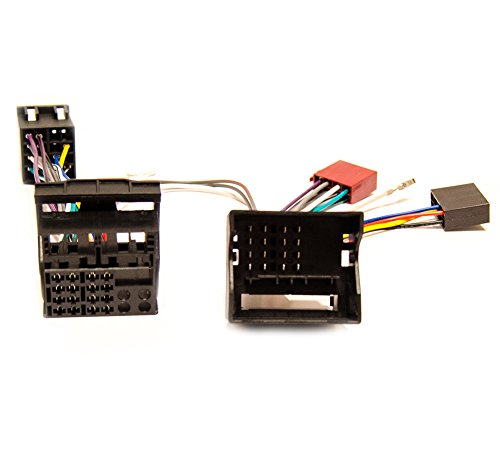 Parrot THB Burry FSE Freisprechadapter ISO Radio Adapter Citroen C1, C2, C3, C4, C5, C6, C8, DS3, DS4, DS5, Nemo, Jumpy, Jumper, Peugeot 107, 207, 307, 407, 607, 807, 1007