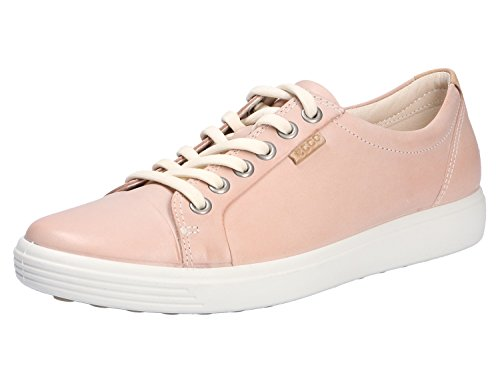 ECCO Damen Schnürschuhe, rosa/pink(rosedust (02118)), Gr. 38