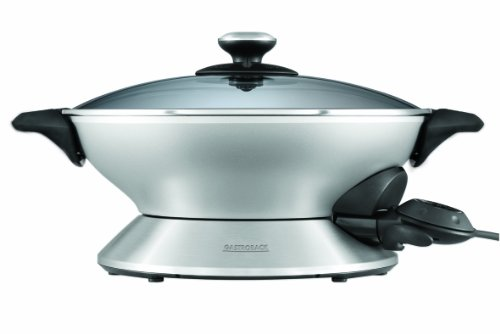Gastroback 42515 Design Advanced Pro, Elektro-Wok, 2.400 Watt...