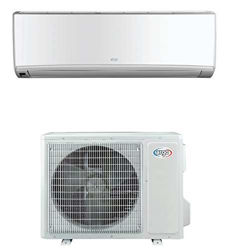 ARGO WALL 9 MONO Climatizzatore, 143875 W, 143875 V, Bianco, 9000 Btu h, Set di 2 Pezzi