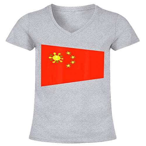 China Wuhan Córonavirus Outbreak Warning Córona Plague T-Shirt Graphic Trending Unisex Youth Cotton Printed Aldult T-Shirt Casual Cute Simple