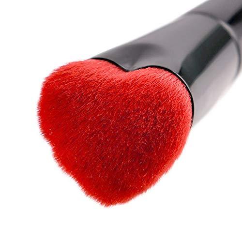 Demarkt Foundation Pinsel Flach Creme Make up Pinsel Kosmetik Gesicht Make up Pinsel Puder Pinsel