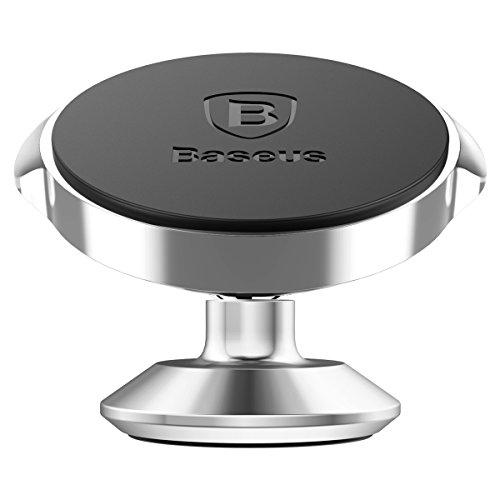 Baseus Autotelefonhalter Armaturenbrett Magnetische 360 ° Drehung Universal Halterung für iPhone X...